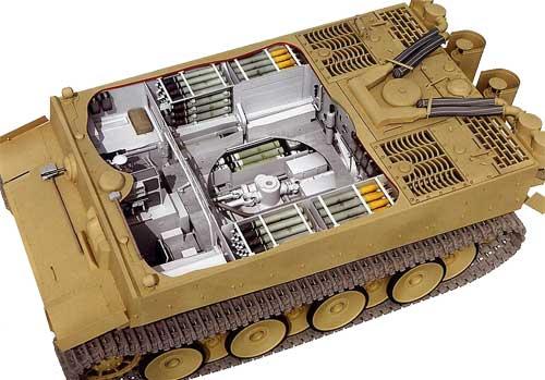 Тяжелый танк ТИГР (Т-VI)