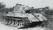 Тяжелый танк КОРОЛЕВСКИЙ ТИГР (Т-VI В)