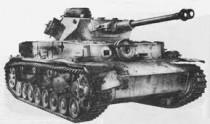 Средний танк PzKpfw IV (Т-IV)