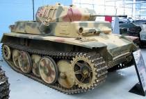 """Легкий танк """"Рысь"""" (Т-II L)"""