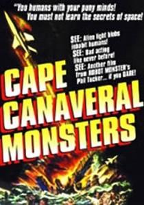 Монстры мыса Канаверал (1960)